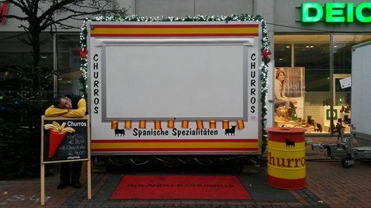 Weihnachtsmarkt in Hilden