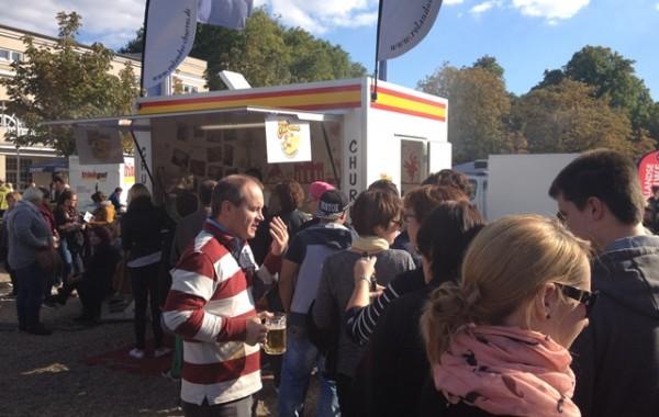1. Street Food Market Krefeld